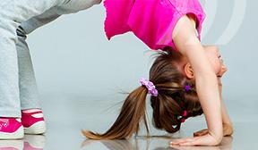 Danza y juegos para peques (3-6 años)